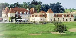 france Chateau des Vigiers golf course