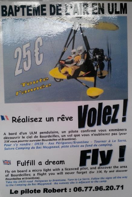 france microlight brantome