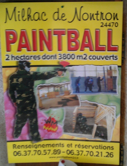 france paintball