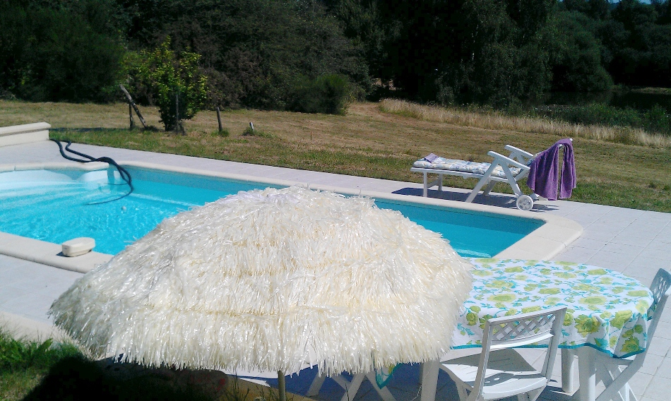 france holiday house front pool 1, july 2012
