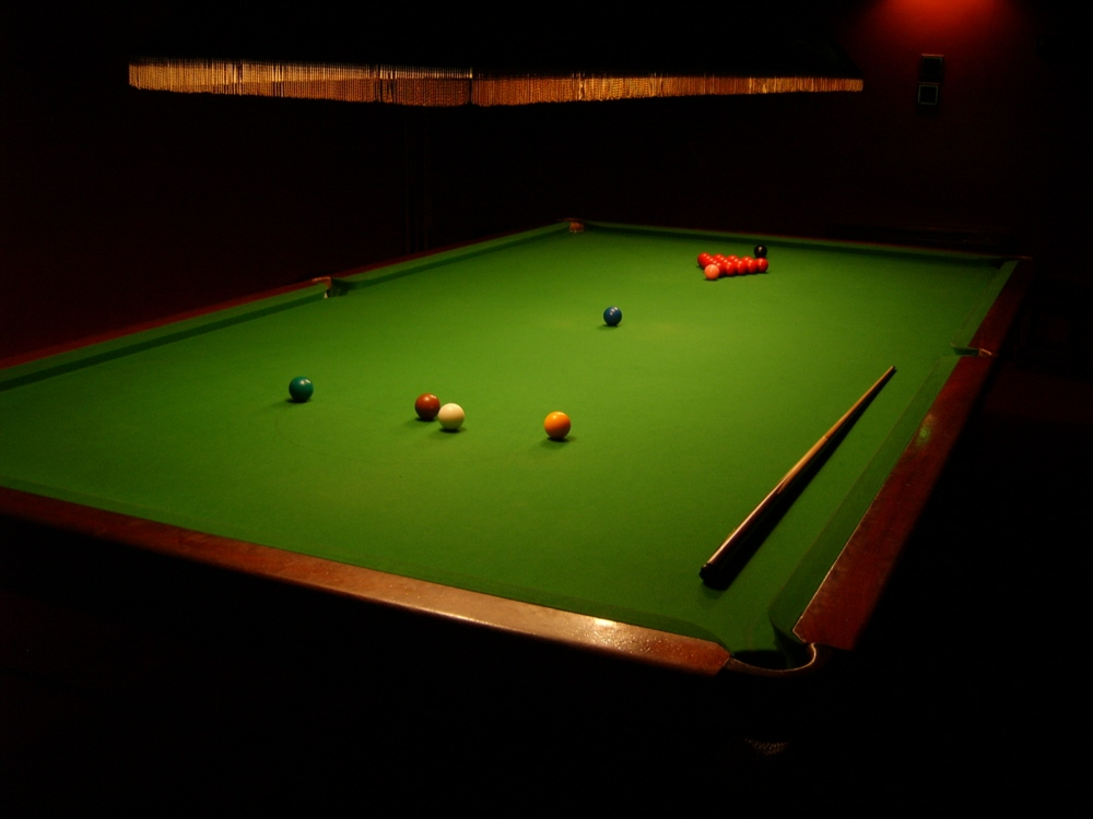 france snooker table