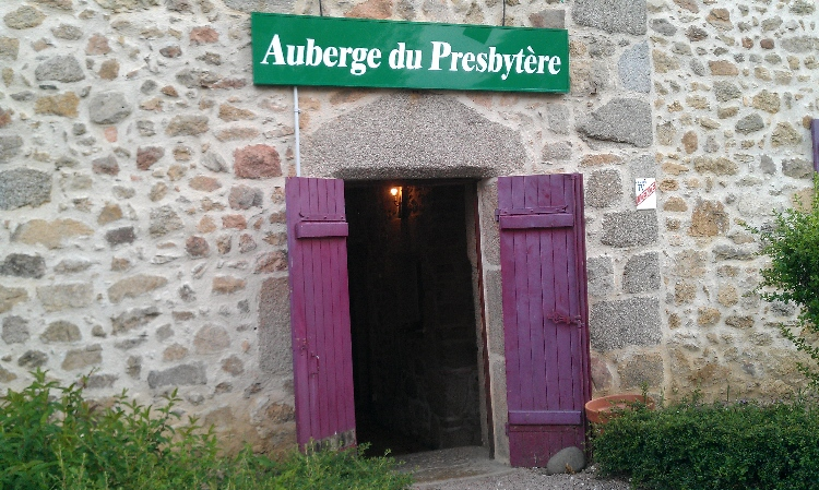 france dordogne restaurant st. barthelemy auberge