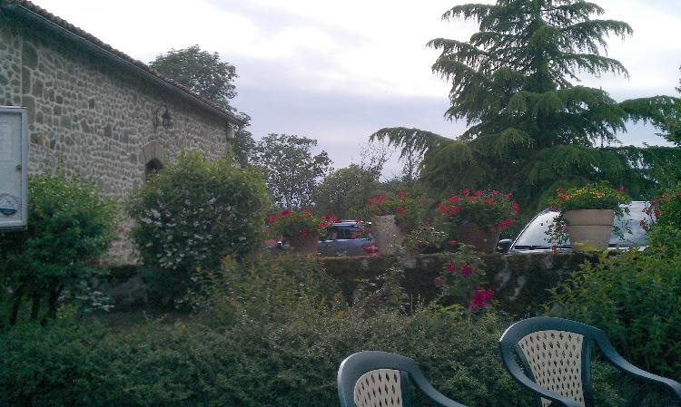 france dordogne restaurant st. barthelemy garden