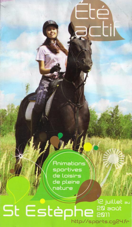 france st. estephe, horse